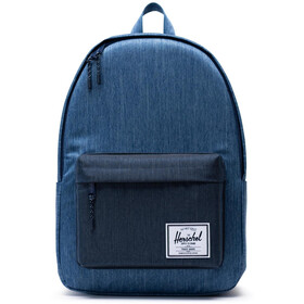 Herschel Classic XL Backpack 30l faded denim/indigo denim